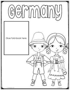 Christmas Around the World Germany ~Freebie!