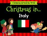 Christmas Around the World  -  Italy