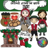Christmas Around the World- Italy Clipart
