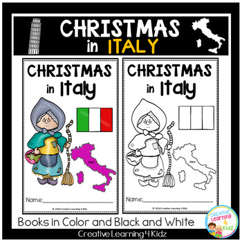Christmas Around the World:Italy Book