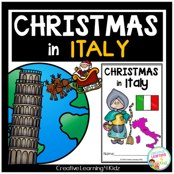 Christmas Around the World: Italy Book
