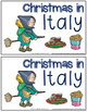 Christmas Around the World: Italy Emergent Easy Reader and