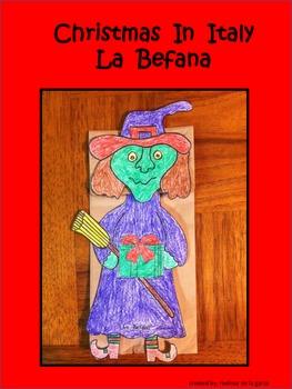 christmas around the world italy la befana - Italian Christmas Witch