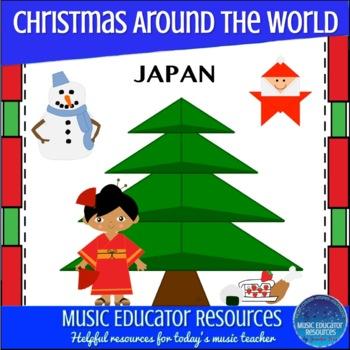 Christmas Around the World: Japan