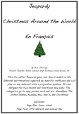 Christmas Around the World Jeopardy in French