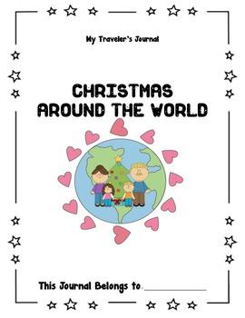 Christmas Around the World Journal