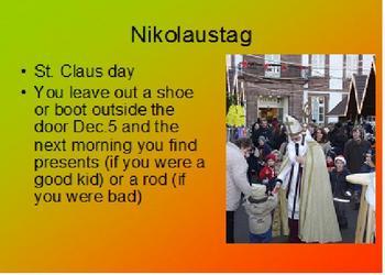 Christmas Around the World, Kwanzaa & Hanukkah