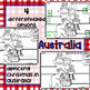 Christmas Around the World Label and Color - AUSTRALIA