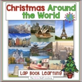 Christmas Around the World Lap Book & Google Slides™ Micro