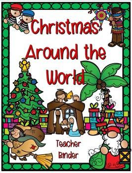 Christmas Around the World Lapbook