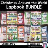 Christmas Around the World Lapbook Bundle for Early Learners