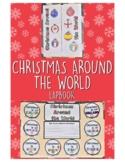Christmas Around the World Lapbook / Interactive Notebook