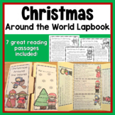 Christmas Around the World Lapbook & Reading Passages
