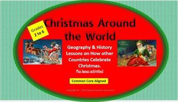 Christmas Around the World Lesson Plan