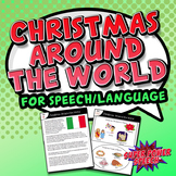Christmas Around the World (Listening Comprehension and Vocabulary)