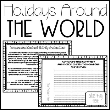 Christmas Around the World (Literacy Unit)