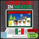 Christmas Around the World - MEXICO - Vocabulary Coloring Pages