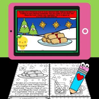 Christmas Around the World Book List FREEBIE | Christmas teaching ... | 263x350