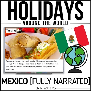 christmas around the world mexico powerpoint presentation by erin