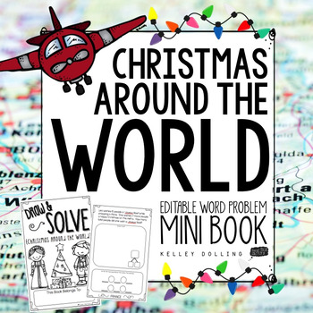 Christmas Around the World Math
