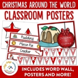 Christmas Around the World Classroom Posters