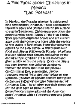 Christmas Around the World (Mexico)
