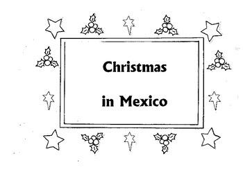 Christmas Around the World Mexico