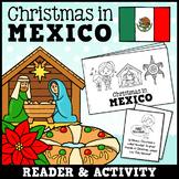 Christmas in Mexico Mini Book