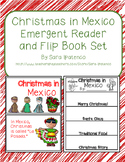Christmas Around the World: Mexico Emergent Easy Reader and Flip Book