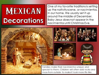 Christmas in Mexico PowerPoint Christmas Around the World