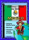 Mexico Christmas Around the World Reading Fluency Activity