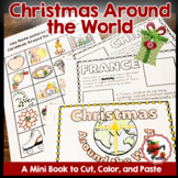 Christmas Around the World Mini Book Activity