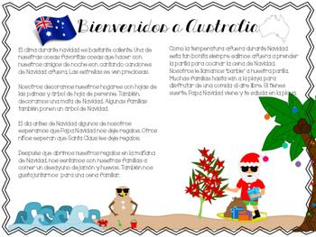 Christmas Around the World * Navidad Alrededor del Mundo [[iN SPANISH]]