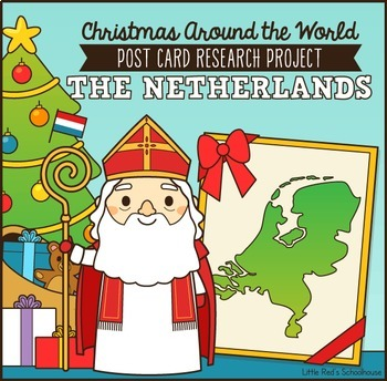 Christmas Around the World - Christmas in the Netherlands
