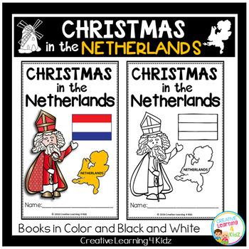 Christmas Around the World: Netherlands Book