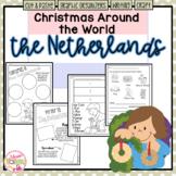 Christmas Around the World: Netherlands Scrapbook