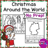 Christmas Around the World No Prep Activities