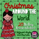 Christmas Around the World Research Projects