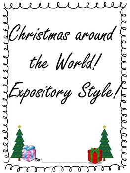 Christmas Around the World Non-fiction book