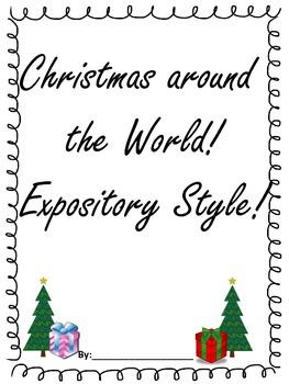 Christmas Around the World Non-fiction book