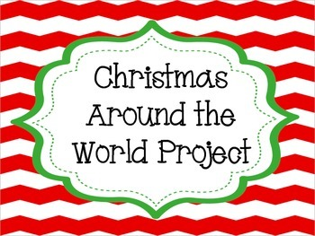 Christmas Around the World - Nonfiction Books