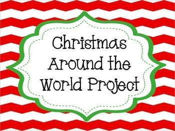Christmas Around the World - Nonfiction Books