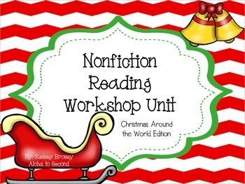 Christmas Around the World - Nonfiction Reading Unit