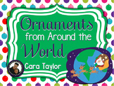 Christmas Around the World Ornaments