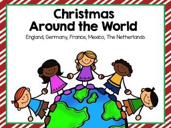 Christmas Around the World Pack