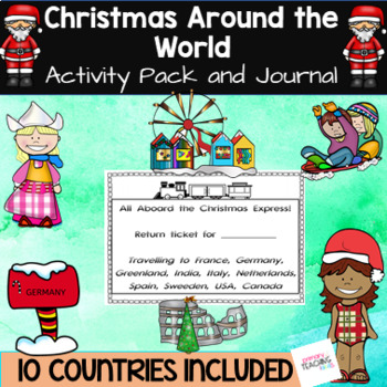 Christmas Around the World Package