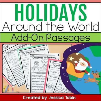 Christmas Around the World Passages
