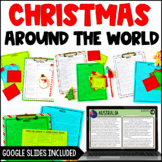 Christmas Around the World Activities | Digital Christmas