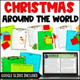 Christmas Around the World Activities | Digital Christmas Around the World