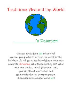 Traditions Around the World Passport